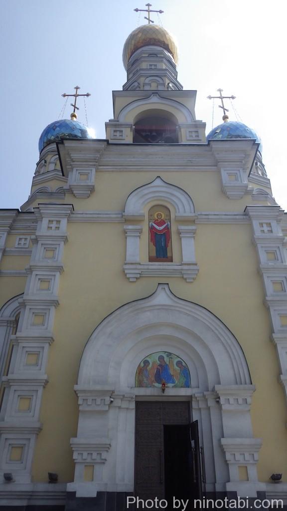 坂の上のポクロフスキー聖堂