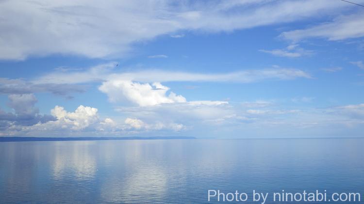 世界一透明な湖