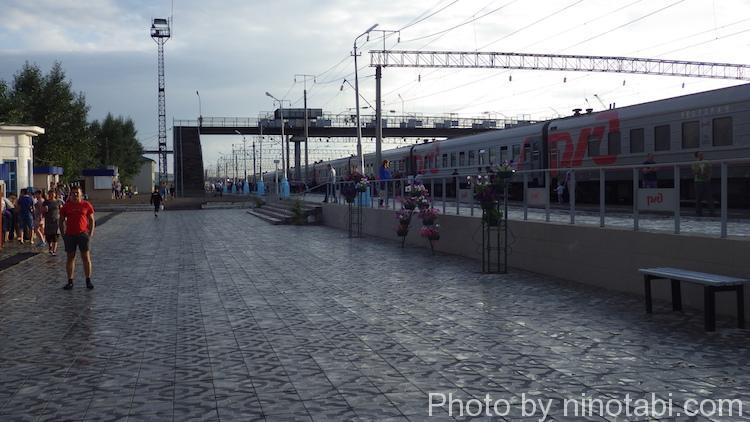 チェルヌイシェフスク・ザバイカリスキー駅