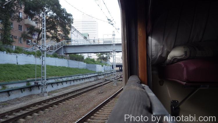 走り始めたシベリア鉄道