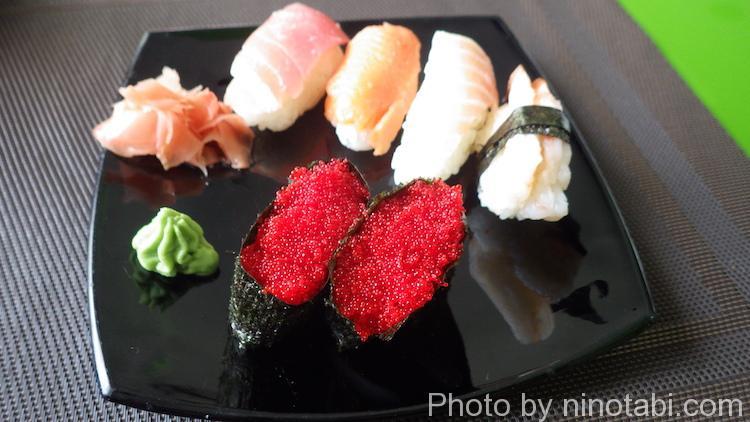 WASABIの寿司