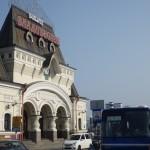 ウラジオストクヴァグザール(駅)