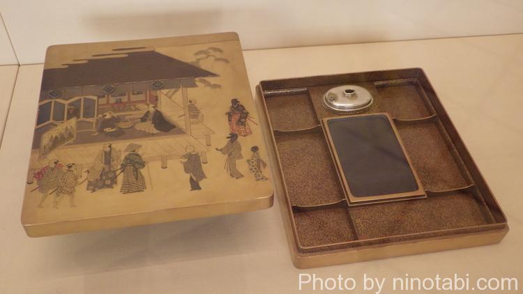 日本美術の展示