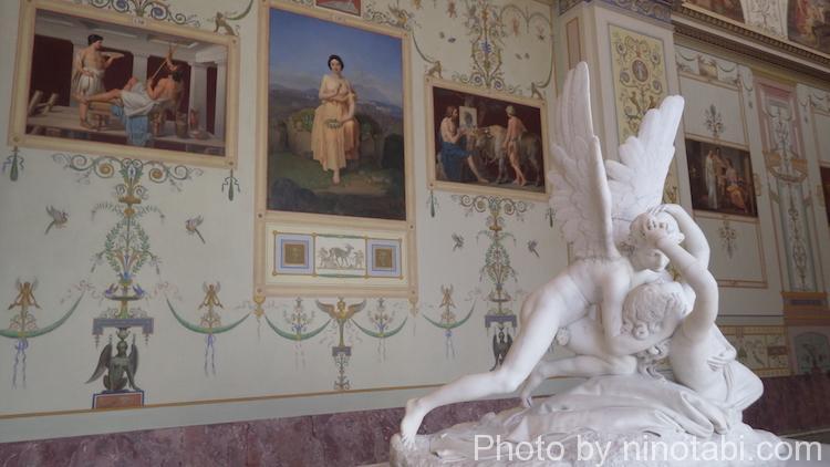 古代絵画史の画廊