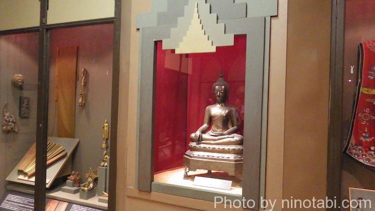 仏教系の展示とかかな