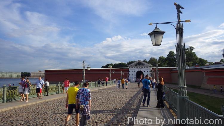 イオアンノフ門周辺