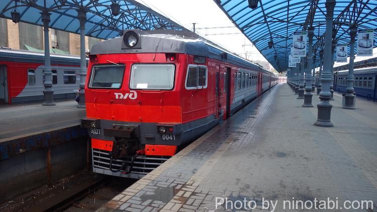 エレクトリーチカ(近郊列車)