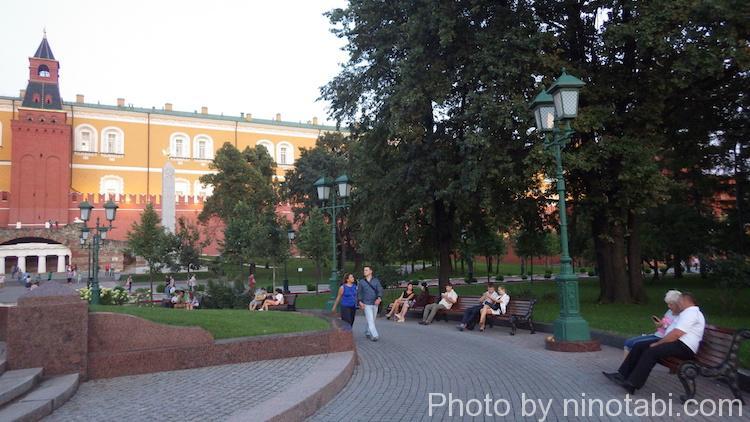 アレクサンドロフスキー庭園