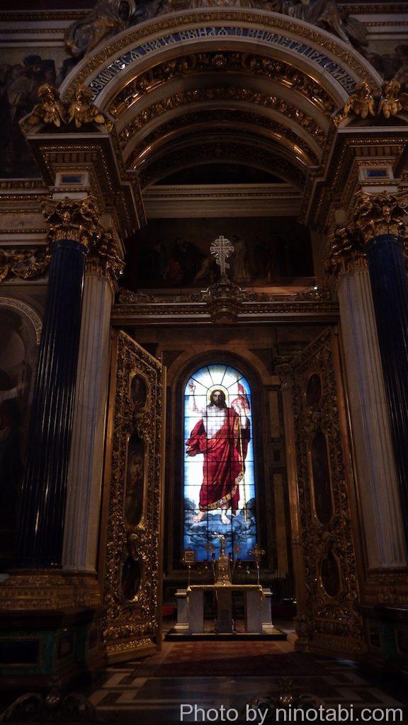 カルル・ブリュロフ作『キリストの復活』