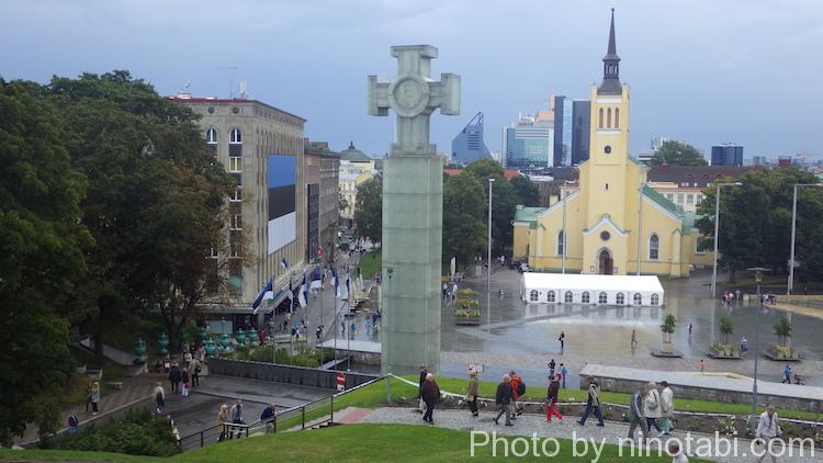 エストニア独立戦争戦勝記念碑