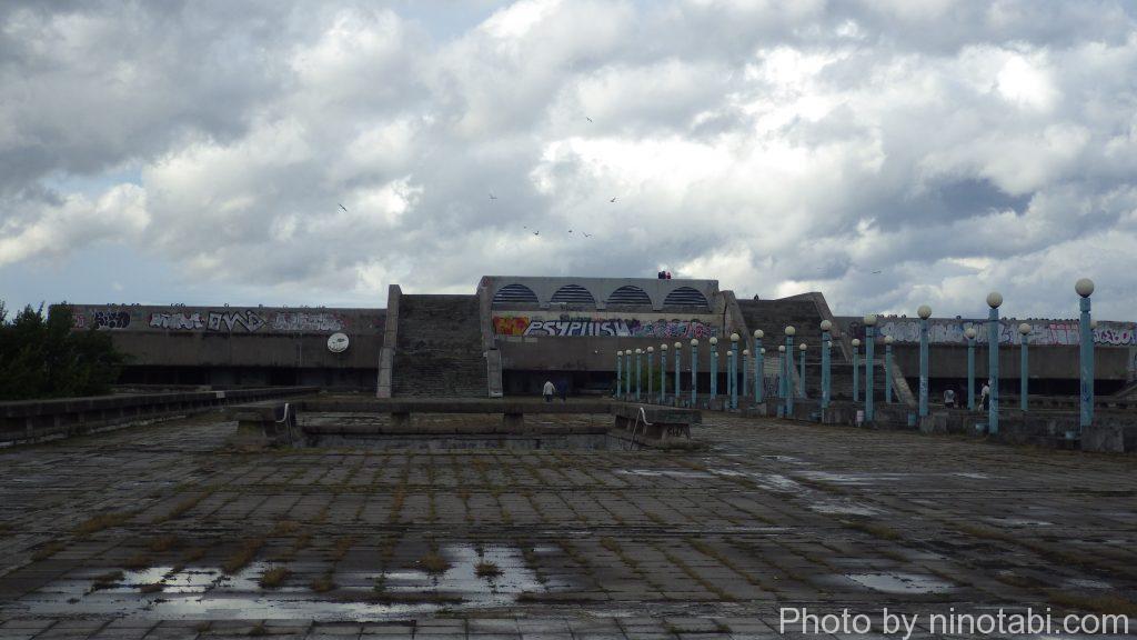 市民ホール港