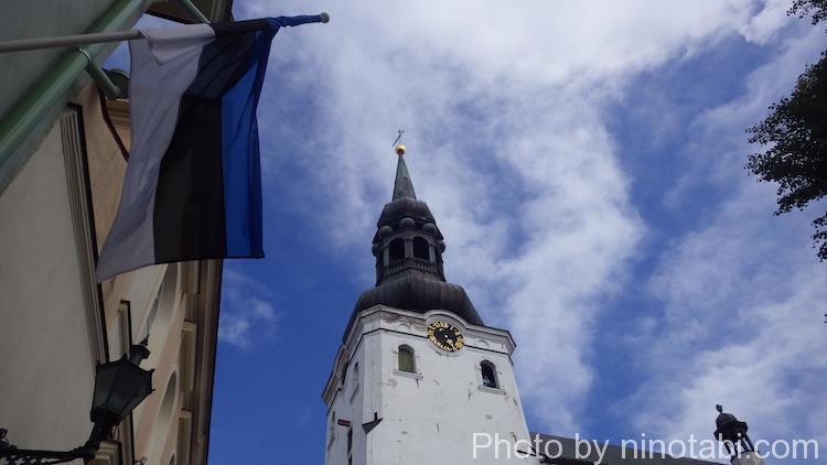 大聖堂(トームキリク)の塔