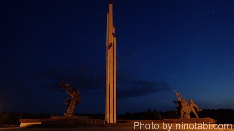 ソ連軍勝利の記念碑