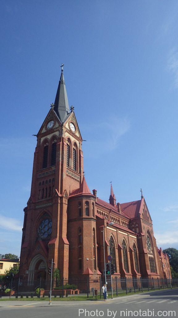 市内の教会