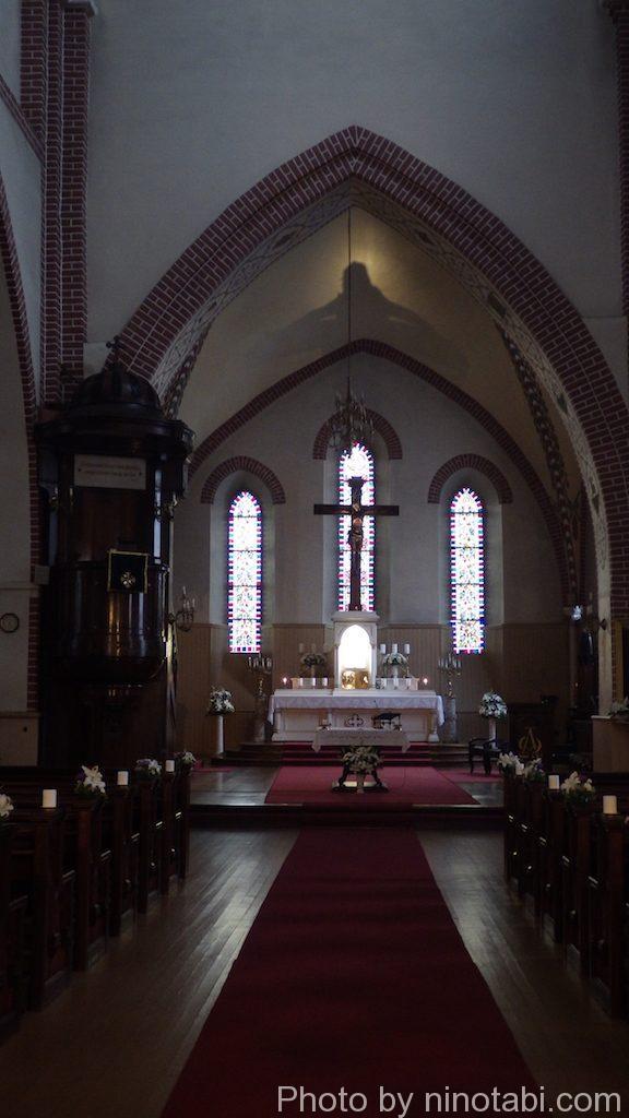 聖母受難教会